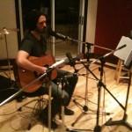 "Recording ""Moments..."" 2"