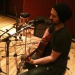 "Recording ""Moments..."" 1"