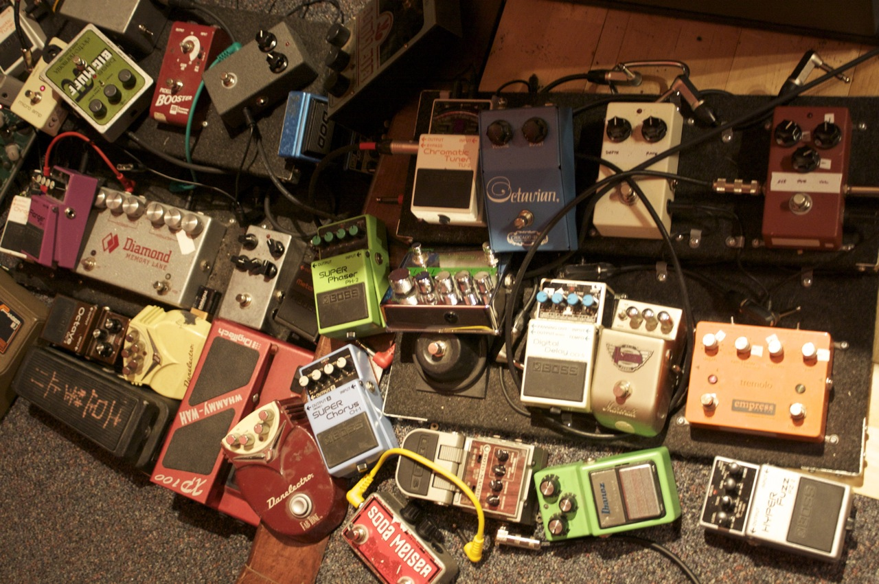 Guitar Pedals Pedals Guitars « Recovery